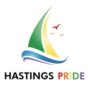 Hastings Pride logo